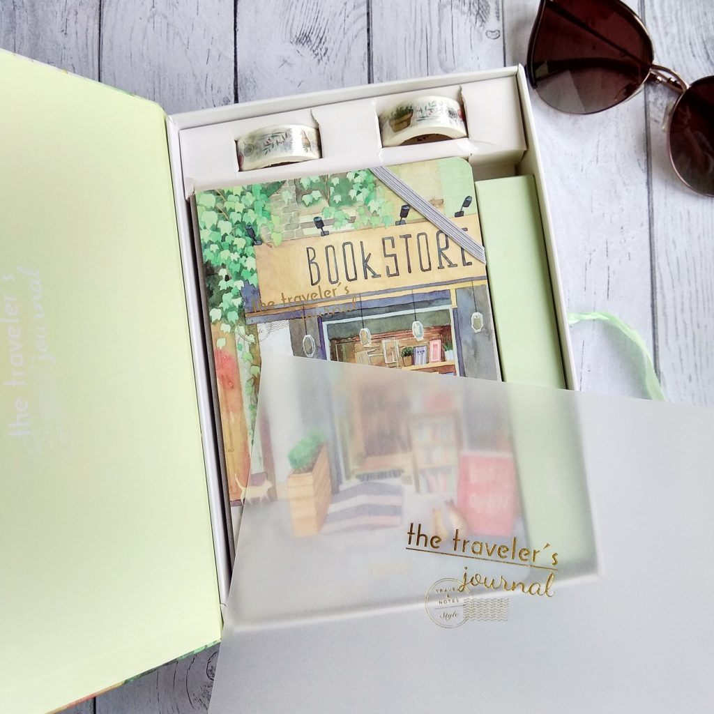 Подарочный набор Travel book
